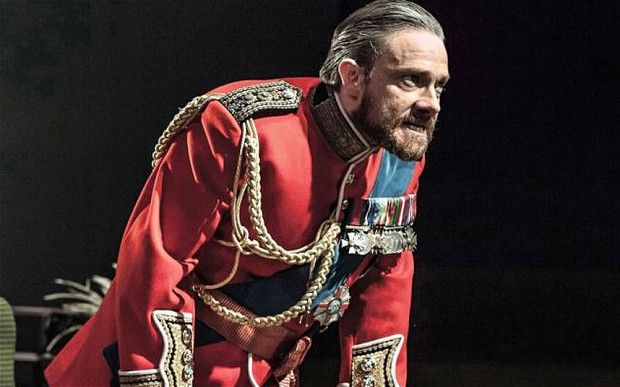 Martin Freeman in Shakespeare's Richard III  the Telegraph