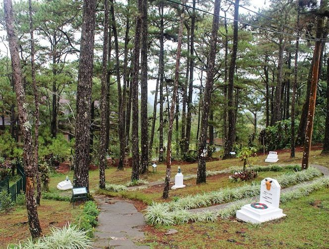 The Lost Cemetery of Negativism: Burying Bad Vibes in Camp John Hay, Baguio City, Philippines...one of the reasons I love to…   Baguio city, Camp john hay, Cemetery