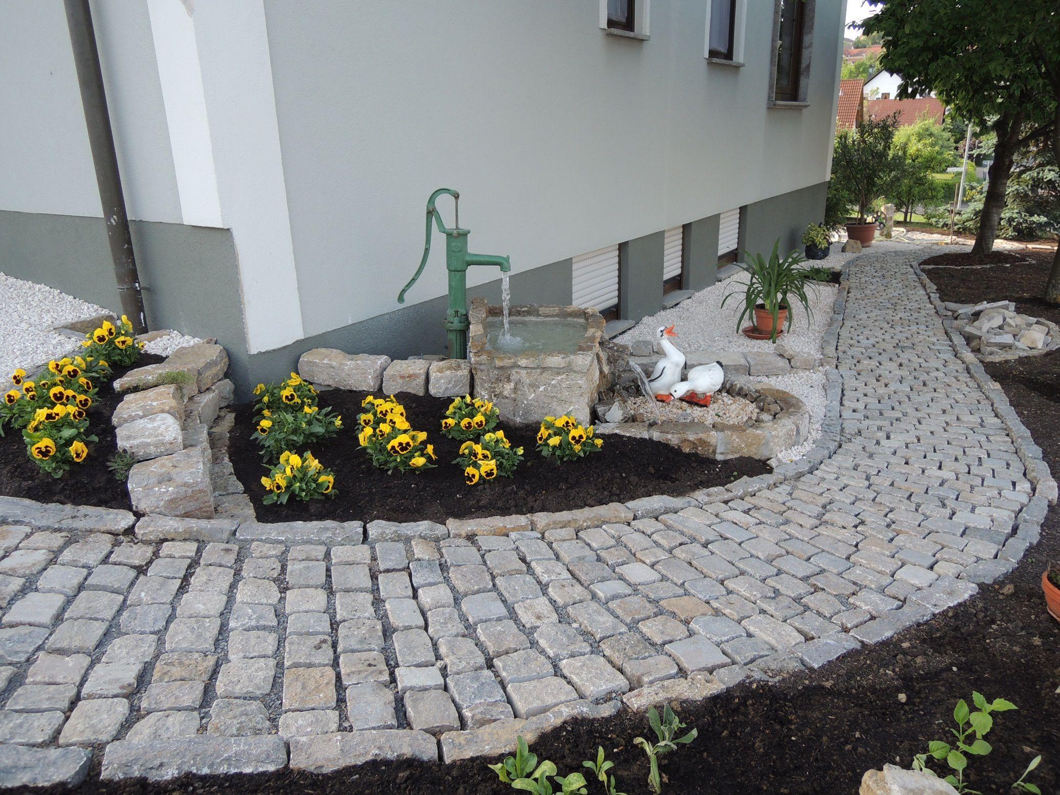Frisch Garten Pflastern Ideen Design