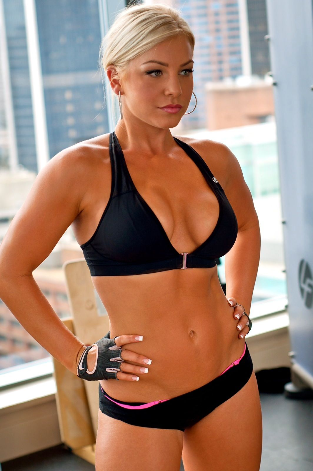Ann nasty sexy fitness babes