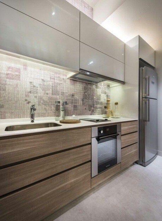 ✔53 marvelous small house kitchen design ideas 1