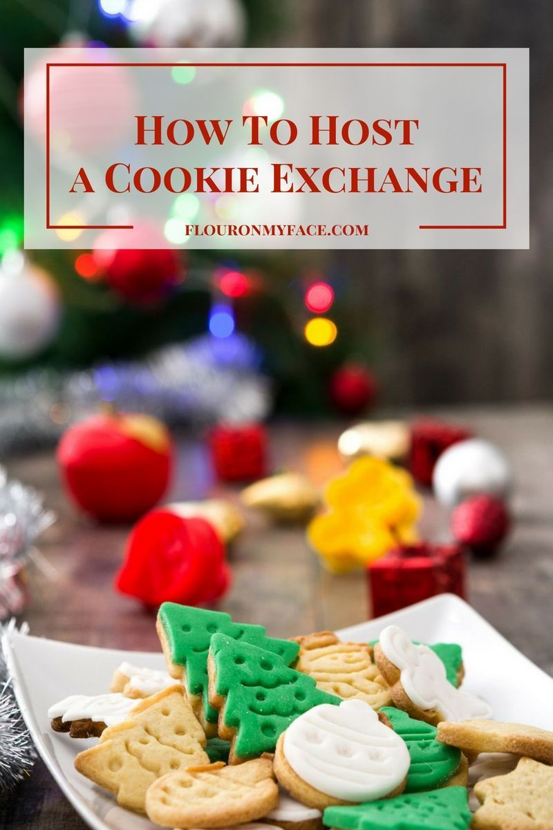 How to Host a Christmas Cookie Exchange
