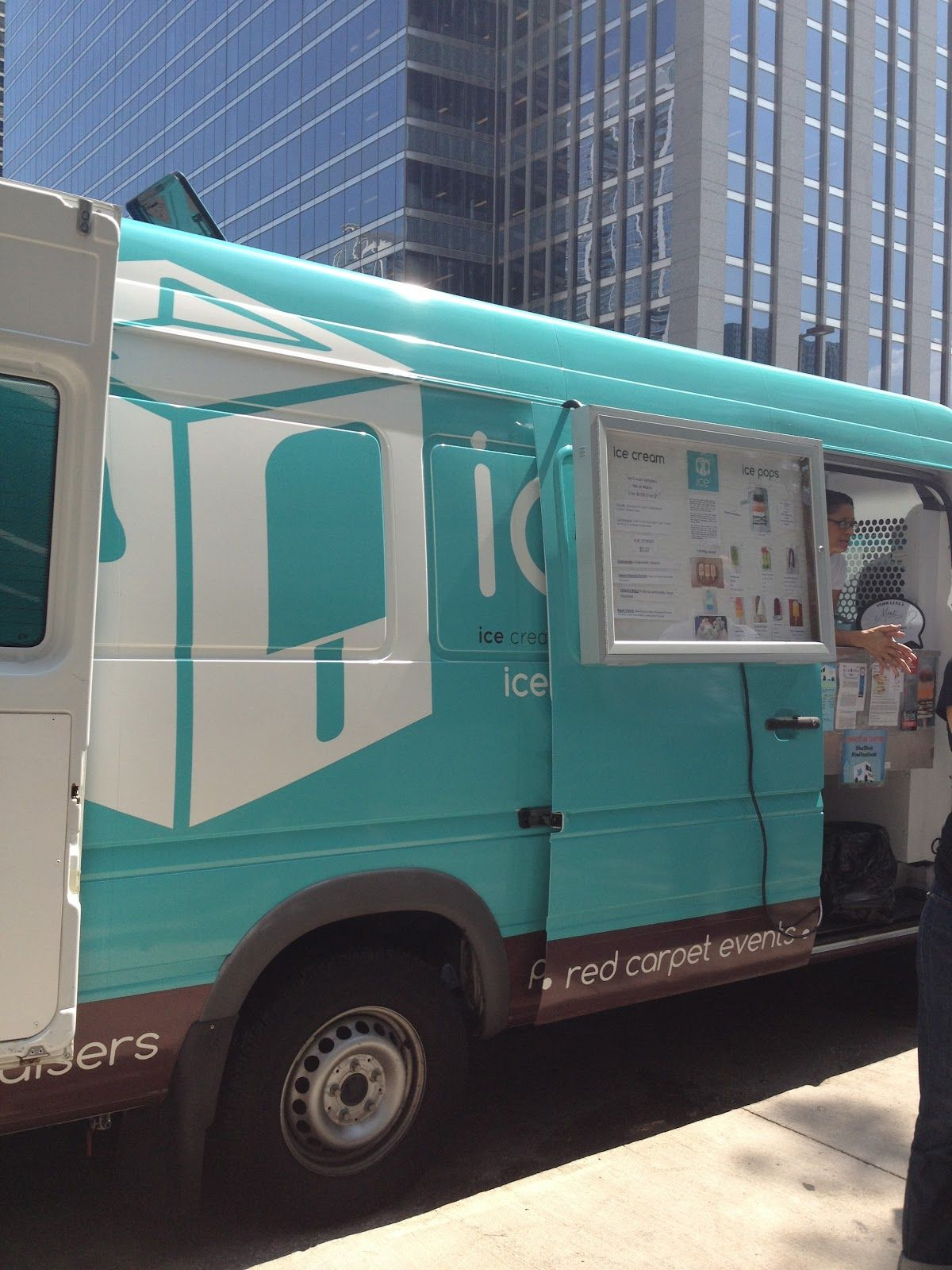 Ice cubed food truck chicago food trucks food truck