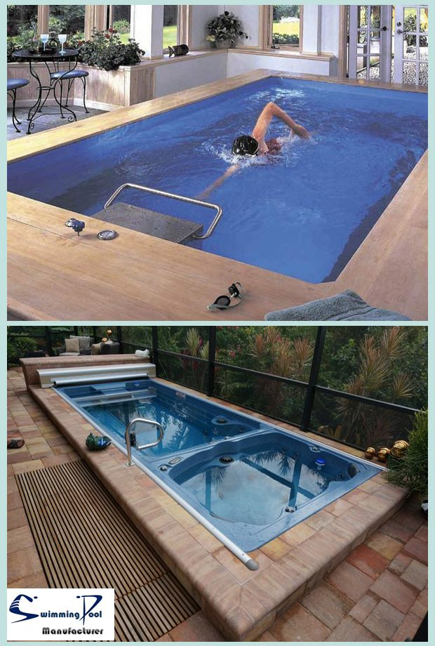 Readymade Swimming Pool provide all the benefits of traditional ...