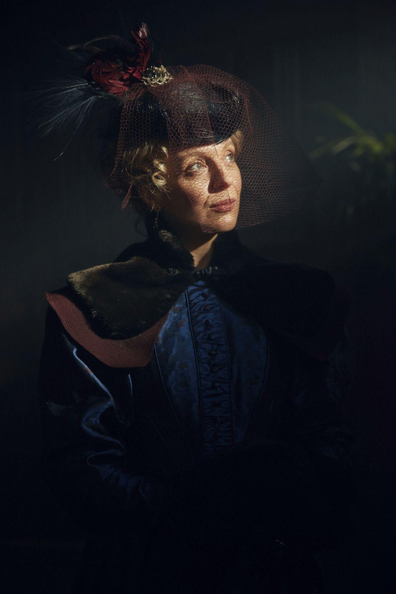 SHERLOCK (BBC/PBS) ~ Mary Watson (Amanda Abbington) in the pre ...