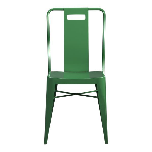 Ming Green Side Chair (Crate And Barrel). Like For Outdoor Dining Chairs.