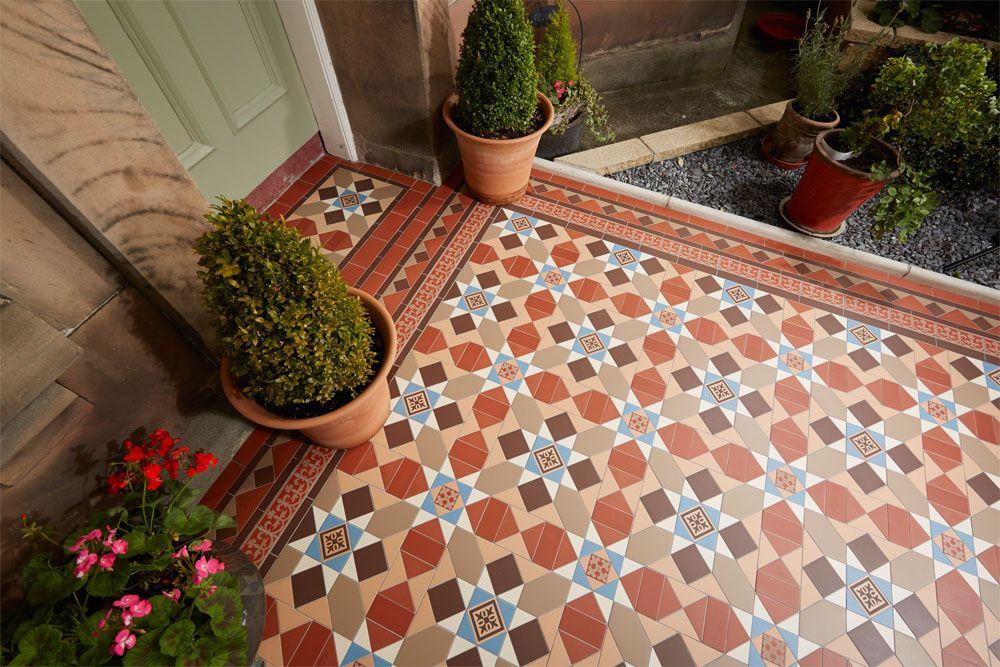 Victorian Floor Tiles | Victorian, Bespoke and Outdoor tiles
