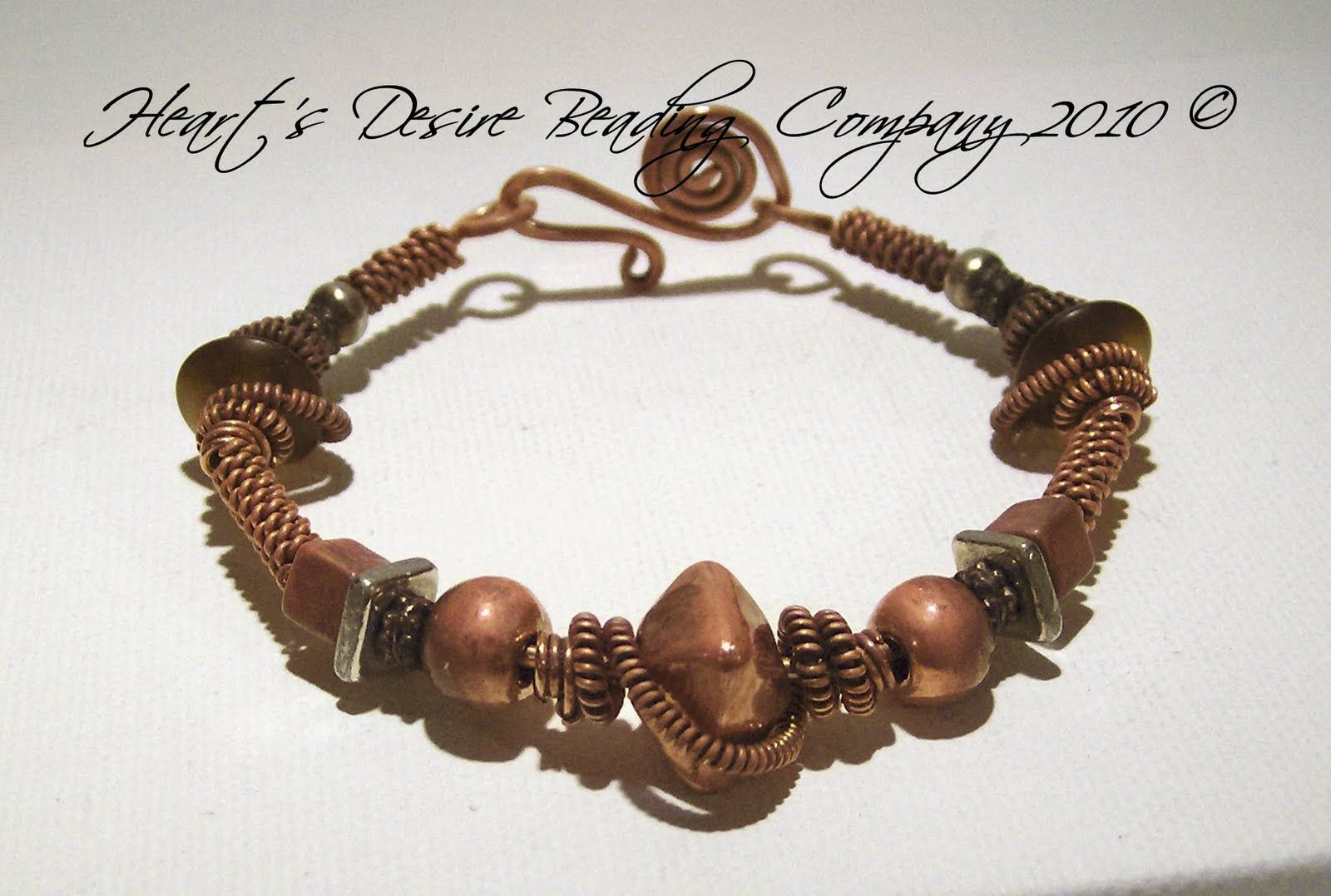 How To Clean And Care For Copper Jewelry | Cleaning ...