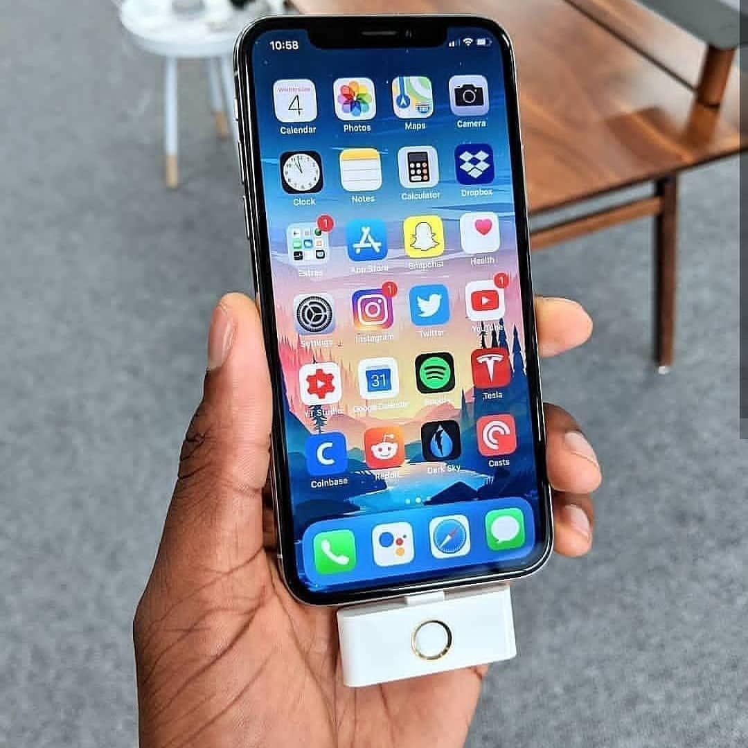 @appletechig INSTAGRAM iphone iphonex accessoire iphone phone apple in 2020   Apple iphone ...