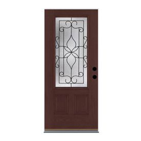 Beautiful Reliabilt Fiberglass Entry Doors
