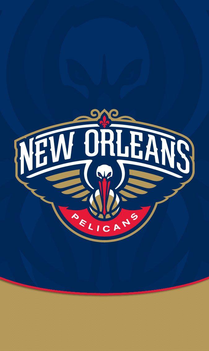 bc758799d863 New Orleans Pelicans Wallpaper - Smartphone