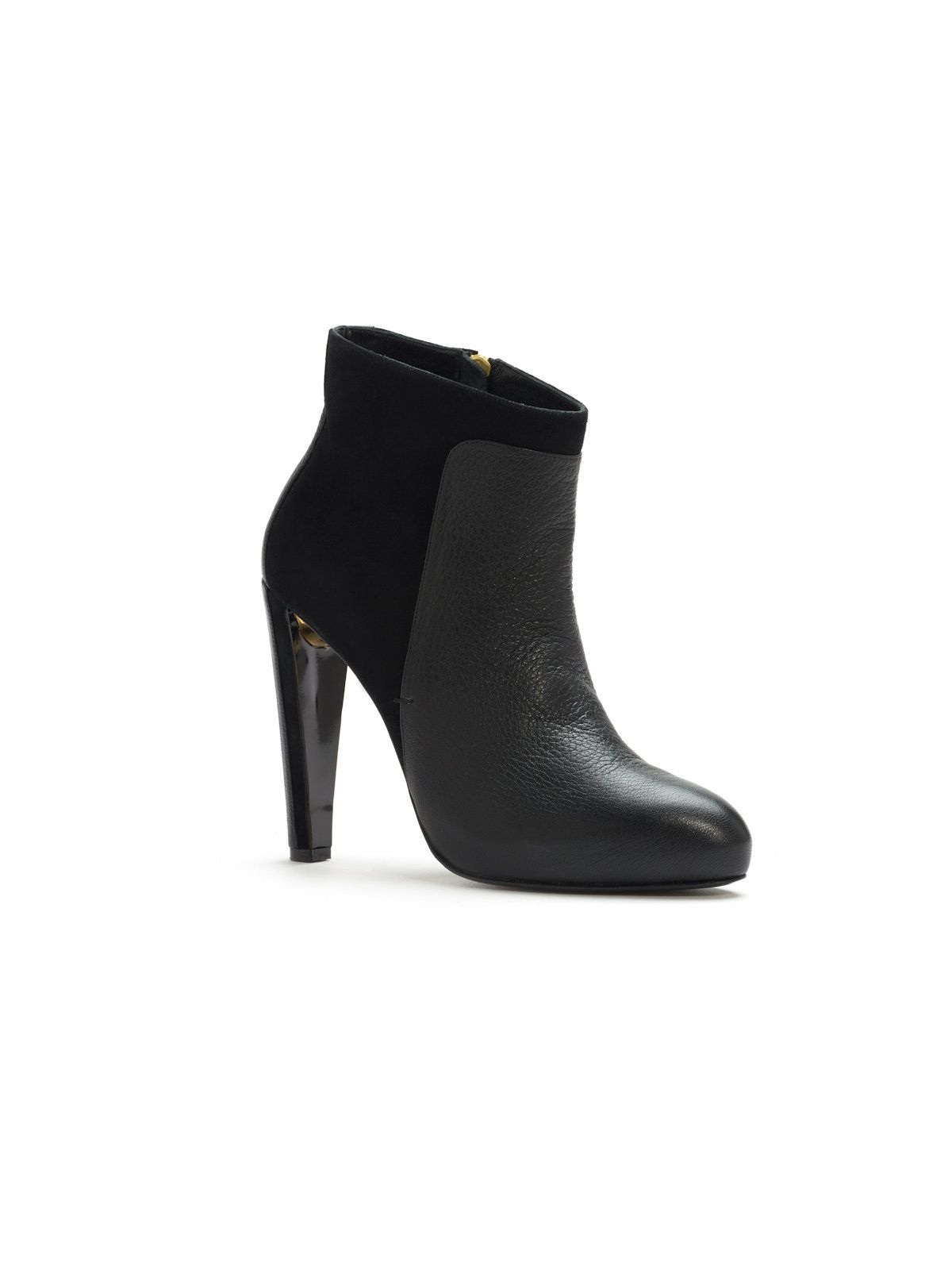 Maiyet HIGH HEEL COMBO ANKLE BOOT