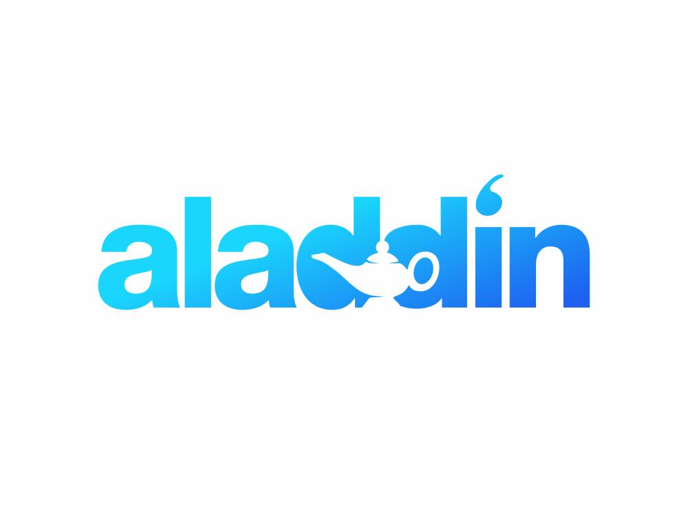 Aladdin 216 365 Aladdin Logo Design Inspiration Aladin