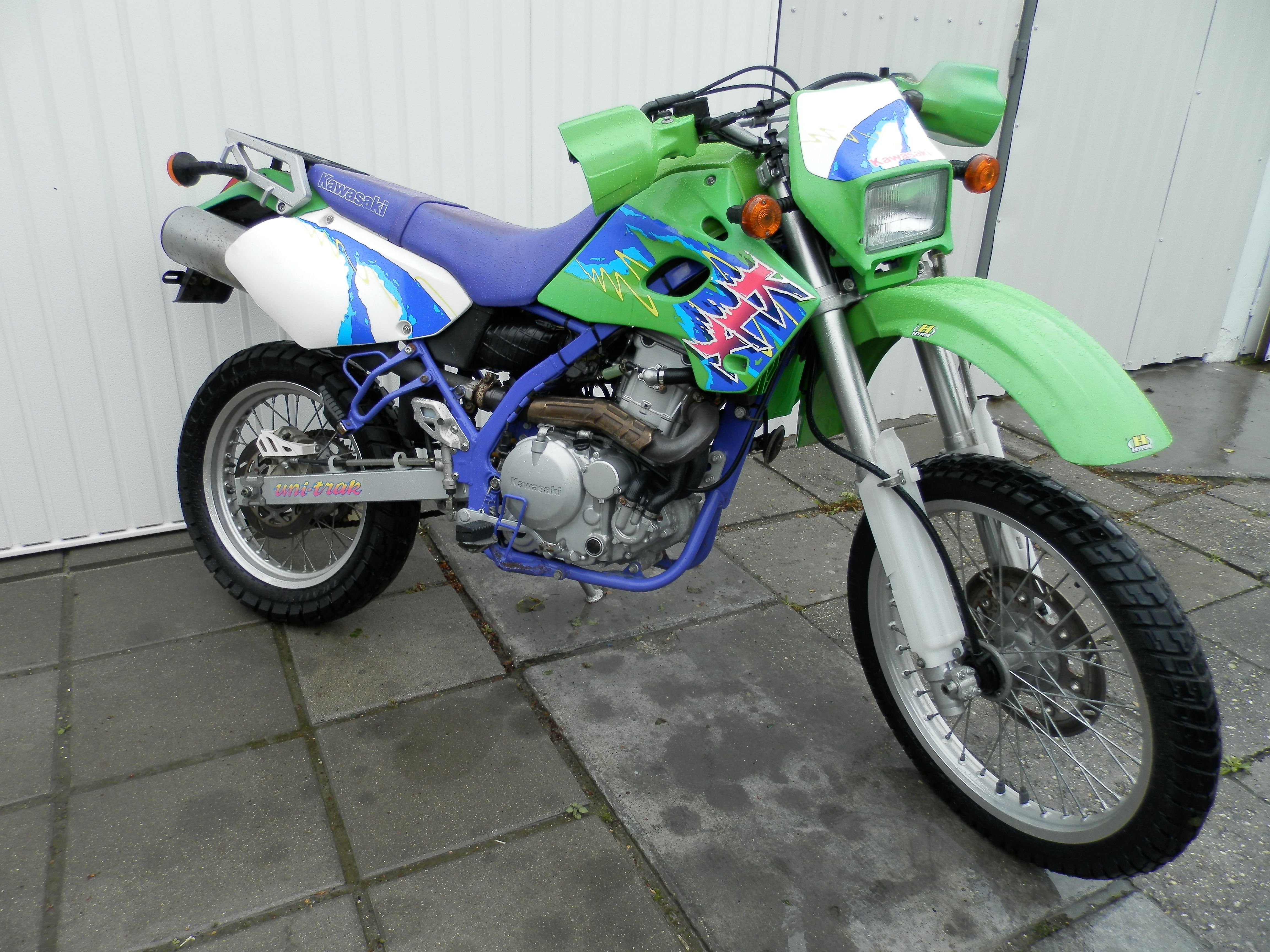 Kawasaki Klx 650 C 1993 Motorrad