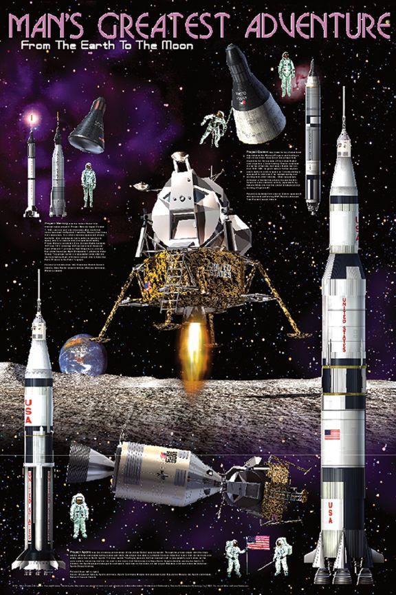 best books on the apollo space program - photo #35