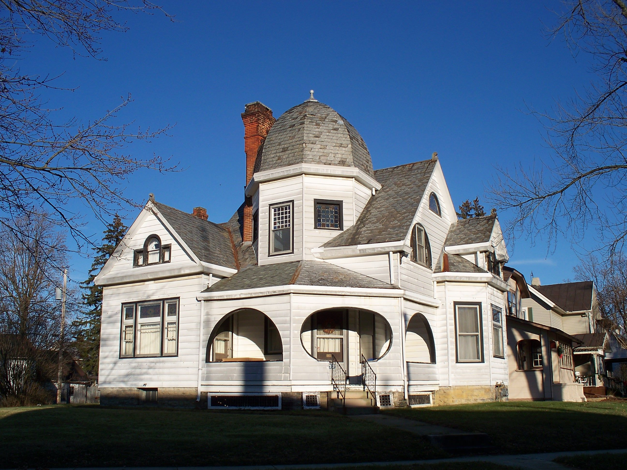 Bucyrus Ohio Victorian Homes Victorian Style Homes Historic Homes