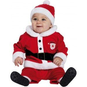 7f2a45f8931b0 deguisement père Noël bébé Little Santa luxe pour bébé garçon