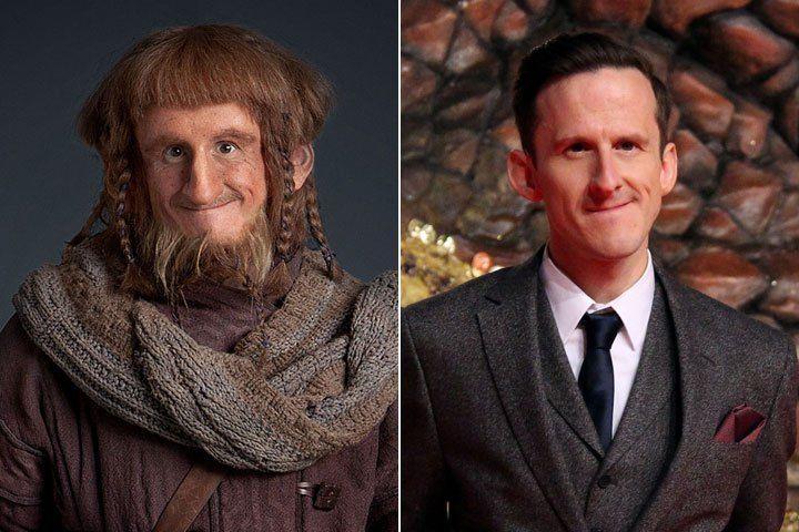 Little Big Men The 13 Actors Who Play The Dwarfs In The Hobbit Time Com The Hobbit Actors Big Men