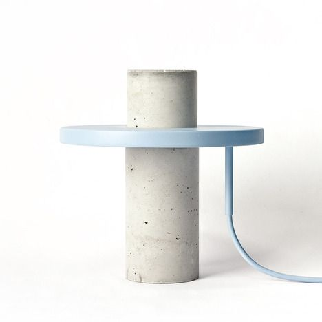 TOTEM LAMP BY ALEXANDRE DUBREUIL more EXQUISITEness inside