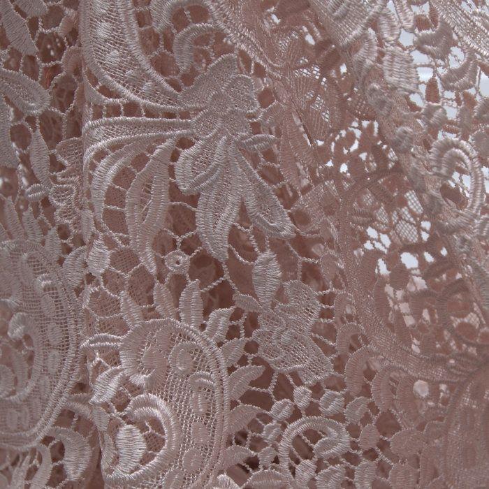 026061487 Tecido guipir rosê pot pourri - Maximus Tecidos | Loja Online ...
