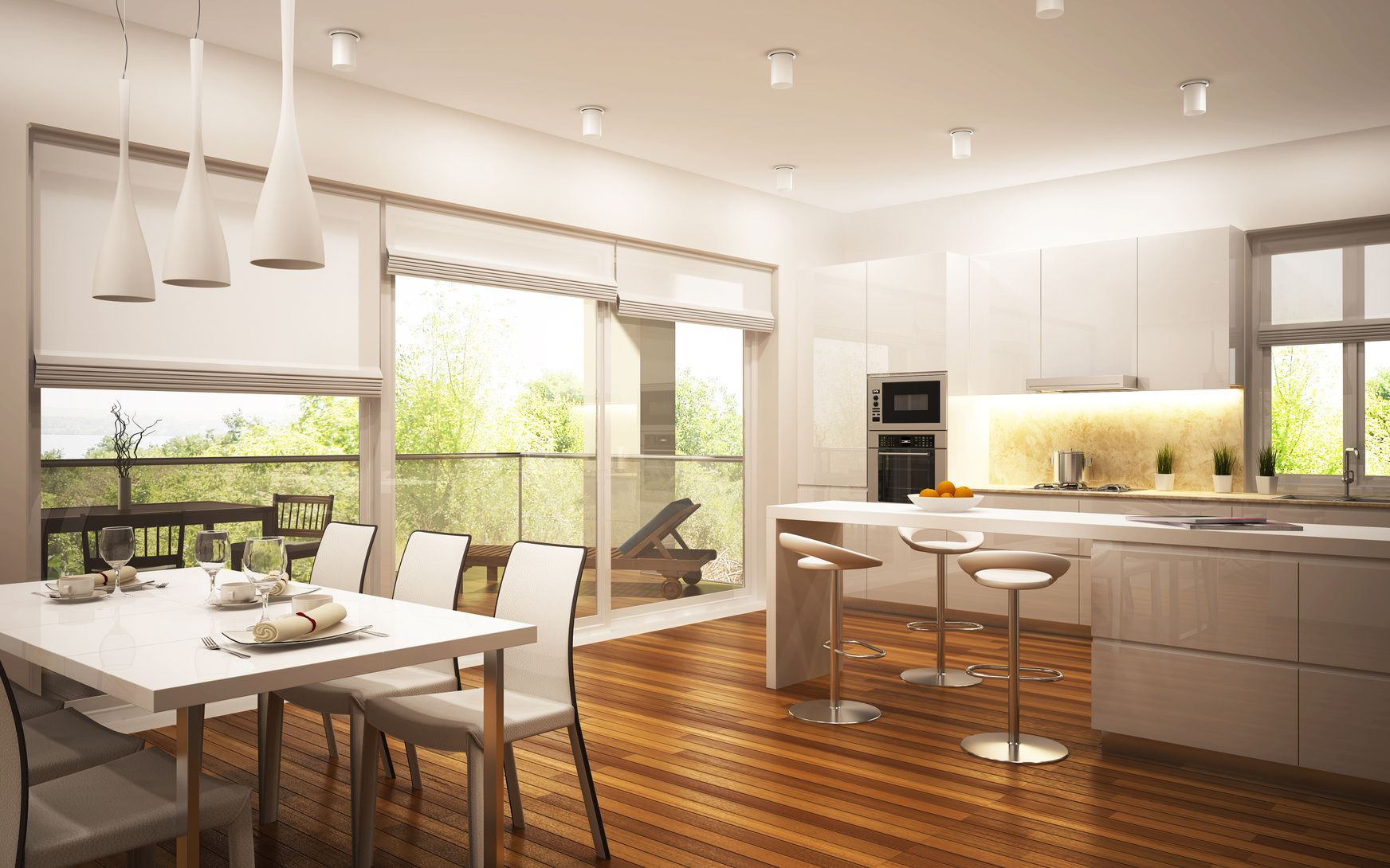 lampade sospese | bram_kitchen lighting nel 2019 ...