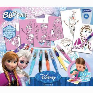 Disney Frozen Blo Pen Activity Set - Superdrug