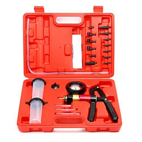 8milelake 21pc Hand Held Vacuum Pressure Pump Tester Kit Https
