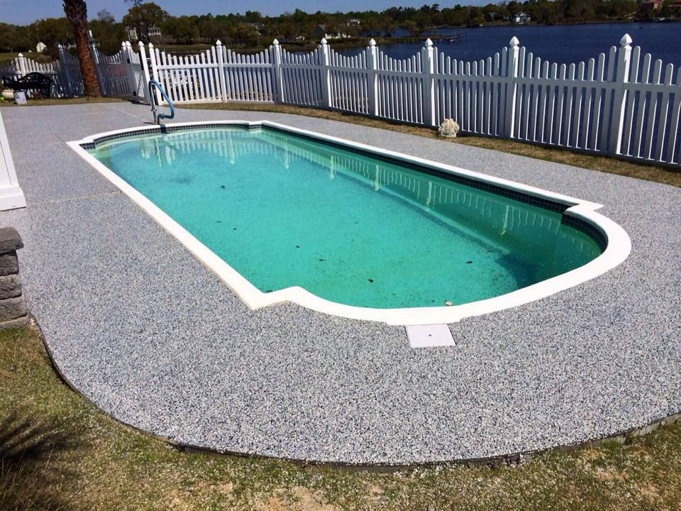 How To Paint A Pool Deck Surface Mycoffeepot Org