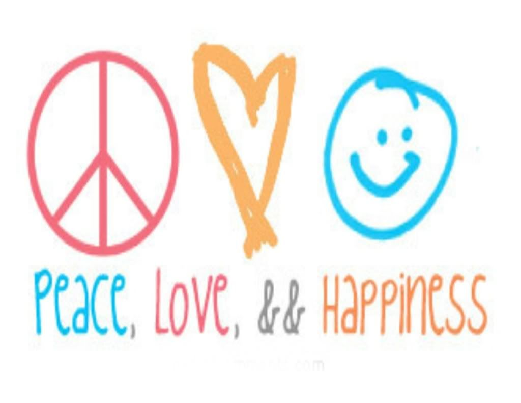 Quotes About Peace And Love Peace Love & Happiness Photo Peaceloveandhappiness  Ideas