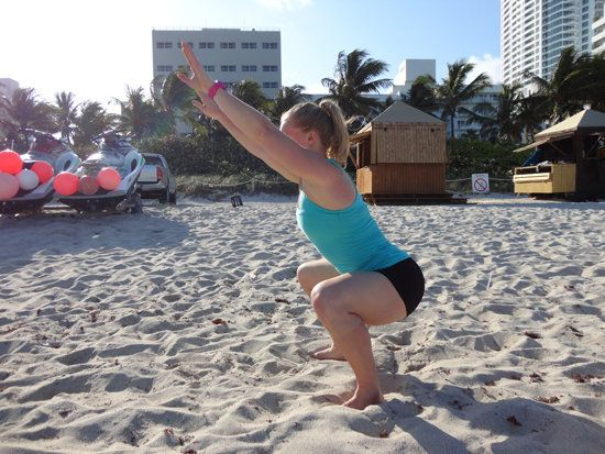CrossFit Athlete Mel Ockerby Shares Her Beach-Ready Workout