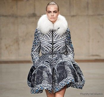 London Fashion Week AW13: Peter Pilotto | The Style Column