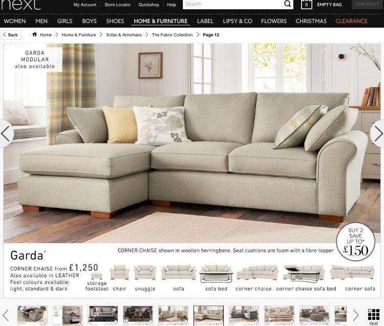 Garda Sofa Next Sofa Next Sofa Dream Living