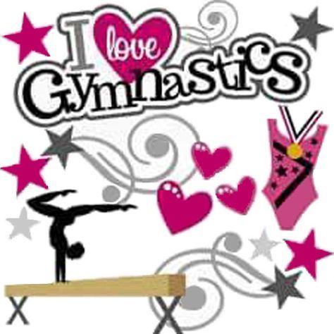 Download I Love Gymnastics Cross Stitch Pattern***LOOK ...