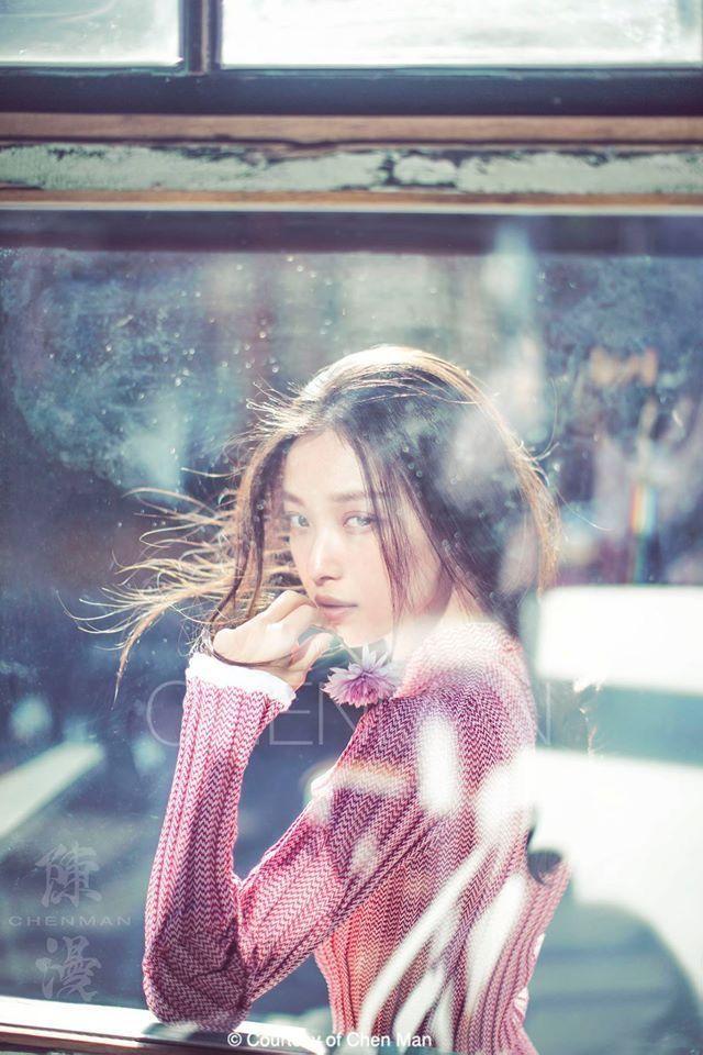 Ni Ni poses for photo shoot   China Entertainment News