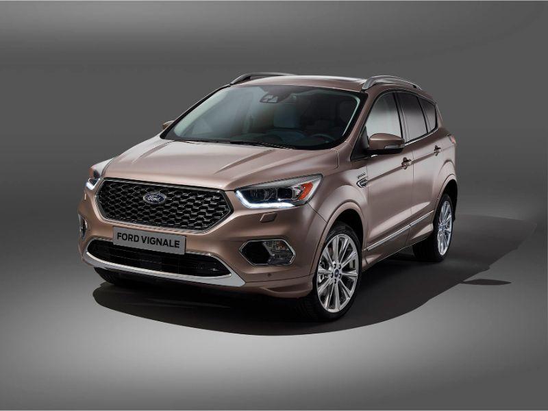2017 Ford Kuga Vignale Ford Edge Motor Car Cars