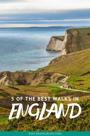 5 of our Favourite Walks in England. #thegreatoutdoors