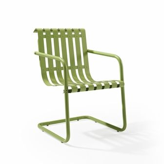 Gracie Retro Spring Chair In Oasis Green Co1006a Gr Fs Cro Lounge Chair Outdoor Outdoor Furniture Outdoor Chairs
