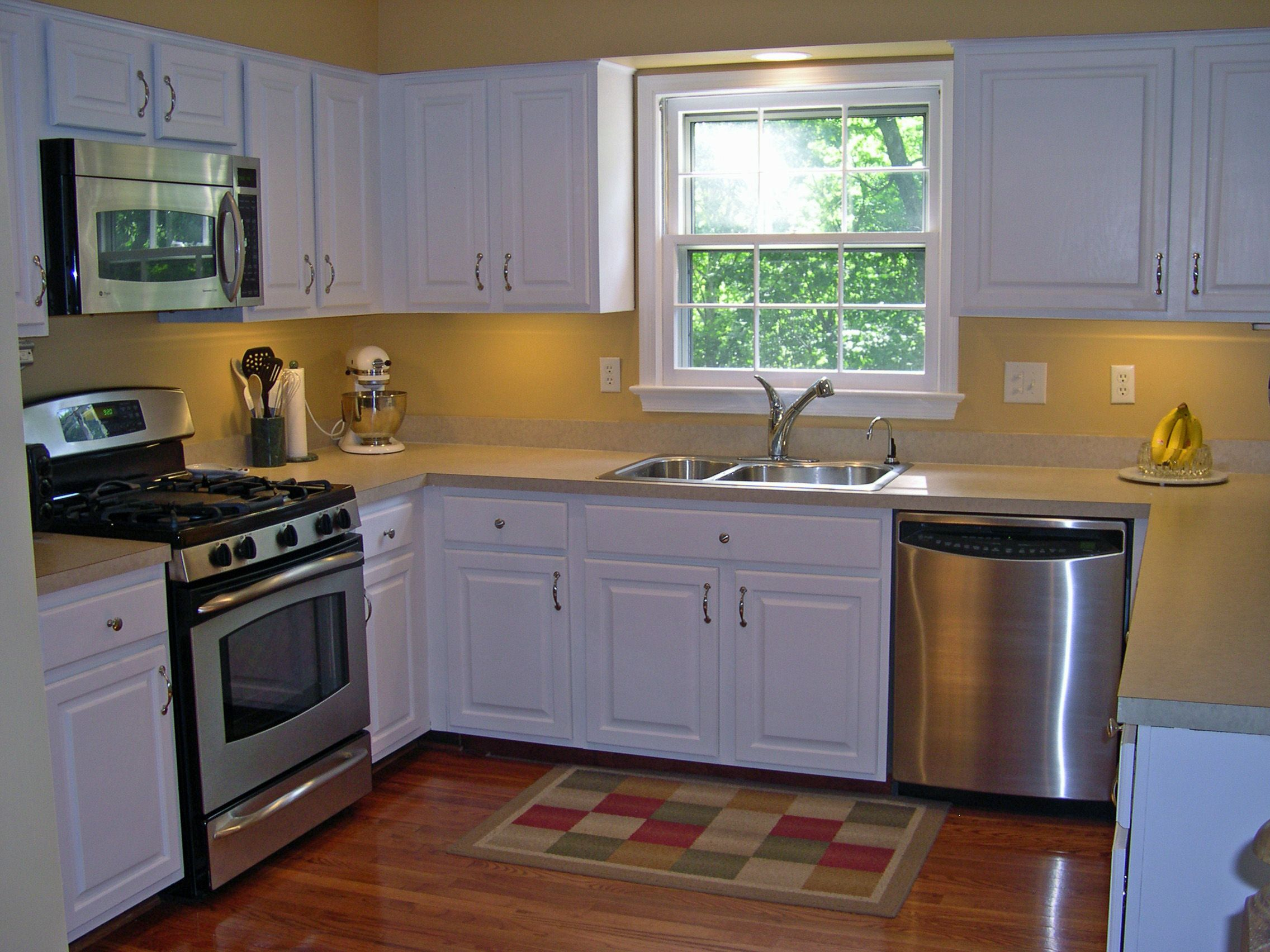 Good Ideas For Remodeling Small Kitchen Part - 8: Small Kitchen Designs On A Budget | Small Kitchen Remodel Ideas On A Budget  7 (