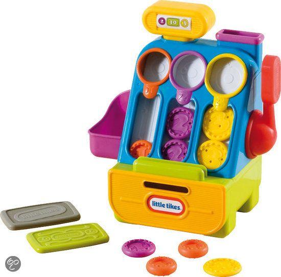 Little Tikes Count Play Kassa Peuterspeelgoed Voor Kinderen Kassa