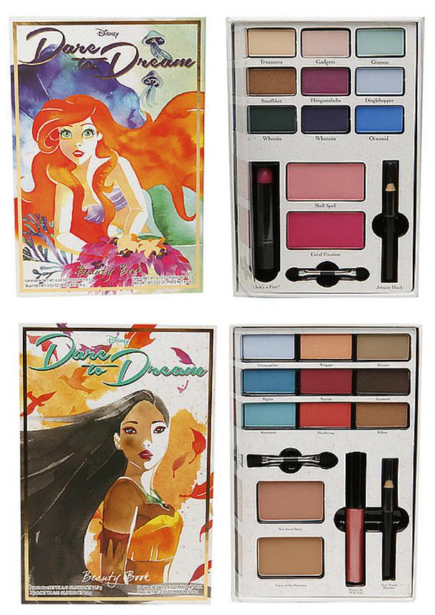 Walgreens Introduces Dare to Dream Disney Makeup