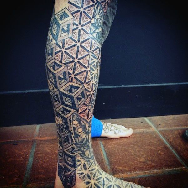 02fc36e50 Top 100 Best Sacred Geometry Tattoo Designs For Men | tattoo idea ...