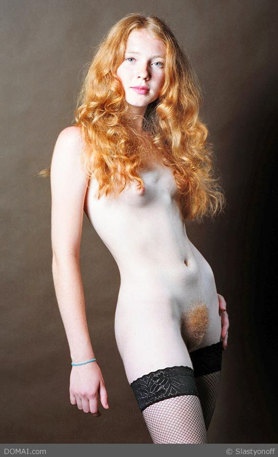 Pictures of nude red heads