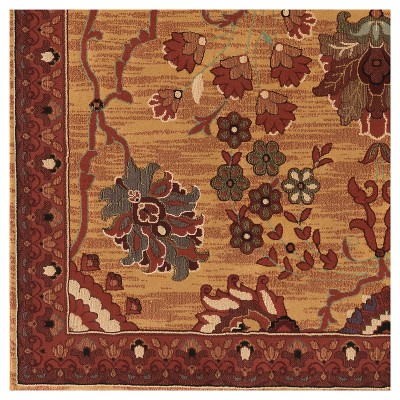Surya Perdiccas Accent Rug Brown 1 10 X 2 11 Rugs Accent Rugs Retro Rugs