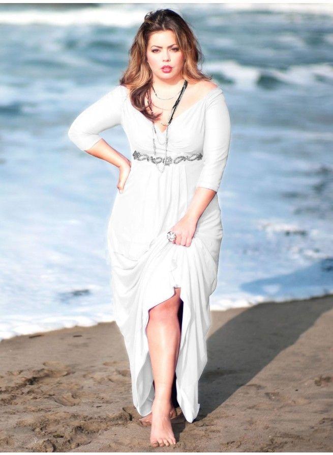 beach wedding dresses | ... Beach Wedding Dresses Plus Size Beach ...
