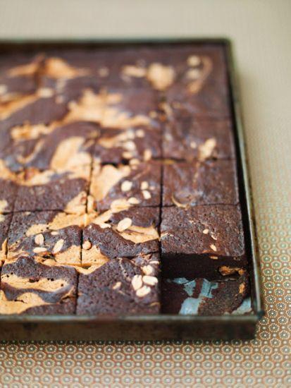 brownie recept leila