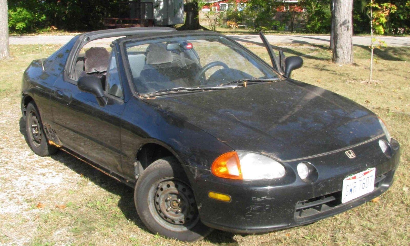 1995 Honda Del Sol S