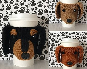 Amigurumi Wiener Dog Pattern : Dachshund gifts wiener dog gi crochet dog pattern dog crochet