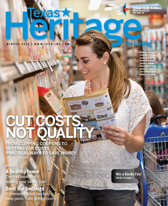 Pin on Texas Heritage For Living® magazine