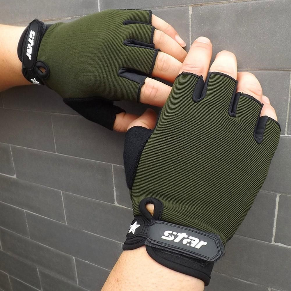 Half finger gloves bike gloves cycling gloves men mens