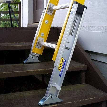 Ladder Safety Always Ladder Ladder Accessories Roofing Tools